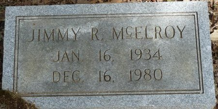 MCELROY, JIMMY R - Prentiss County, Mississippi | JIMMY R MCELROY - Mississippi Gravestone Photos