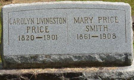PRICE, CAROLYN - Prentiss County, Mississippi | CAROLYN PRICE - Mississippi Gravestone Photos