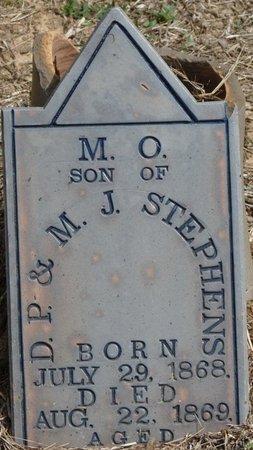 STEPHENS, M.O. - Prentiss County, Mississippi | M.O. STEPHENS - Mississippi Gravestone Photos