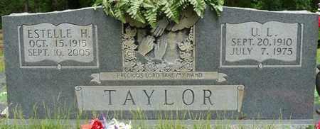 TAYLOR, U.L. - Prentiss County, Mississippi | U.L. TAYLOR - Mississippi Gravestone Photos