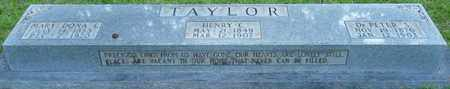 TAYLOR, PETER S - Prentiss County, Mississippi | PETER S TAYLOR - Mississippi Gravestone Photos