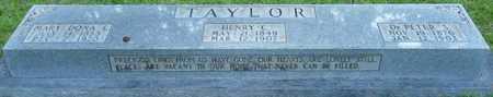 TAYLOR, MARY DONA L - Prentiss County, Mississippi | MARY DONA L TAYLOR - Mississippi Gravestone Photos