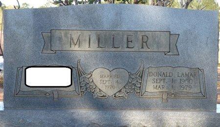 MILLER, DONALD LAMAR - Tippah County, Mississippi | DONALD LAMAR MILLER - Mississippi Gravestone Photos