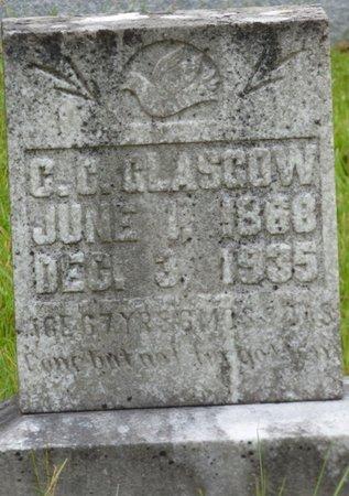 GLASGOW, CALVIN C - Tishomingo County, Mississippi   CALVIN C GLASGOW - Mississippi Gravestone Photos