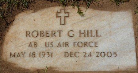 HILL (VETERAN), ROBERT G - Tishomingo County, Mississippi   ROBERT G HILL (VETERAN) - Mississippi Gravestone Photos