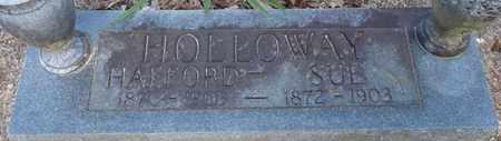 HOLLOWAY, HAFFORD - Tishomingo County, Mississippi | HAFFORD HOLLOWAY - Mississippi Gravestone Photos