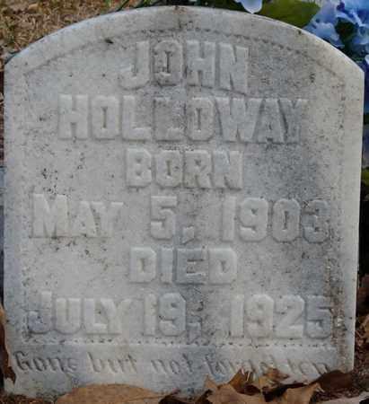 HOLLOWAY, JOHN - Tishomingo County, Mississippi | JOHN HOLLOWAY - Mississippi Gravestone Photos
