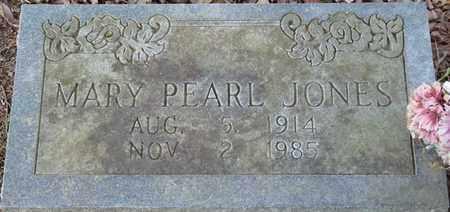 JONES, MARY PEARL - Tishomingo County, Mississippi | MARY PEARL JONES - Mississippi Gravestone Photos