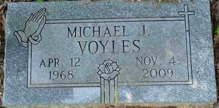 VOYLES, MICHAEL J. - Tishomingo County, Mississippi | MICHAEL J. VOYLES - Mississippi Gravestone Photos
