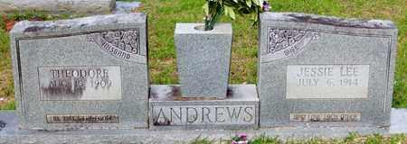BRUMFIELD ANDREWS, JESSIE LEE - Walthall County, Mississippi   JESSIE LEE BRUMFIELD ANDREWS - Mississippi Gravestone Photos