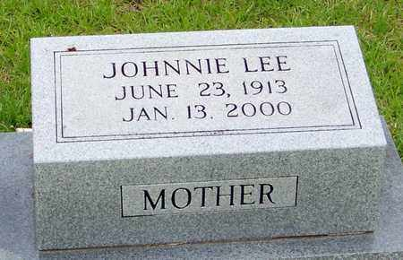 ANTHONY (CLOSE UP), JOHNNIE LEE - Walthall County, Mississippi | JOHNNIE LEE ANTHONY (CLOSE UP) - Mississippi Gravestone Photos