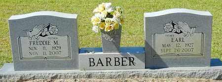 BARBER, FREDDIE MAE - Walthall County, Mississippi | FREDDIE MAE BARBER - Mississippi Gravestone Photos