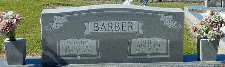 BARBER, HOUSTON - Walthall County, Mississippi | HOUSTON BARBER - Mississippi Gravestone Photos