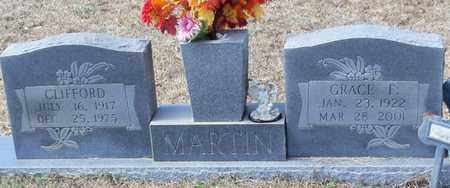 MARTIN, CLIFFORD - Walthall County, Mississippi | CLIFFORD MARTIN - Mississippi Gravestone Photos
