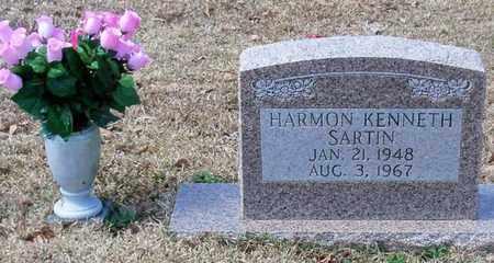 SARTIN, HARMON KENNETH - Walthall County, Mississippi | HARMON KENNETH SARTIN - Mississippi Gravestone Photos