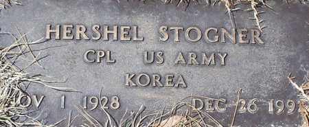 STOGNER (VETERAN KOR), HERSHEL - Walthall County, Mississippi | HERSHEL STOGNER (VETERAN KOR) - Mississippi Gravestone Photos
