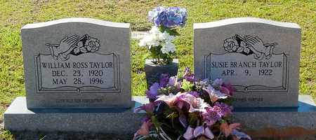 TAYLOR, WILLIAM ROSS - Walthall County, Mississippi | WILLIAM ROSS TAYLOR - Mississippi Gravestone Photos