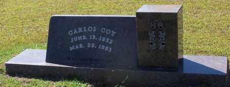 THOMAS, CARLOS COY - Walthall County, Mississippi | CARLOS COY THOMAS - Mississippi Gravestone Photos