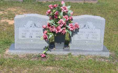 THOMAS, CLYDE - Walthall County, Mississippi | CLYDE THOMAS - Mississippi Gravestone Photos