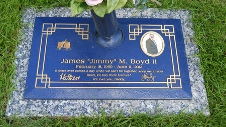 "BOYD, JAMES M, II ""JIMMY"" - Warren County, Mississippi 
