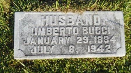 BUCCI, UMBERTO - Warren County, Mississippi | UMBERTO BUCCI - Mississippi Gravestone Photos