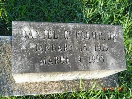 FLOHR, DANIEL GEORGE., JR - Warren County, Mississippi | DANIEL GEORGE., JR FLOHR - Mississippi Gravestone Photos