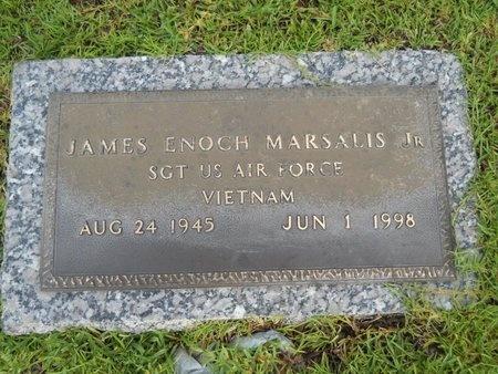 MARSALIS (VETERAN VIET), JAMES ENOCH., JR (NEW) - Warren County, Mississippi | JAMES ENOCH., JR (NEW) MARSALIS (VETERAN VIET) - Mississippi Gravestone Photos