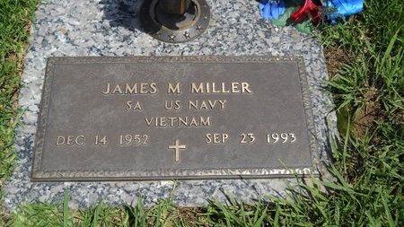 MILLER (VETERAN VIET), JAMES M (NEW) - Warren County, Mississippi | JAMES M (NEW) MILLER (VETERAN VIET) - Mississippi Gravestone Photos
