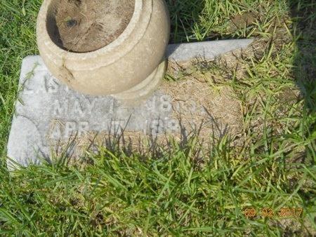 MUDD, LASTHENIA E - Warren County, Mississippi | LASTHENIA E MUDD - Mississippi Gravestone Photos