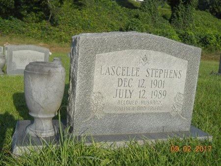 STEPHENS, LASCELLE - Warren County, Mississippi   LASCELLE STEPHENS - Mississippi Gravestone Photos