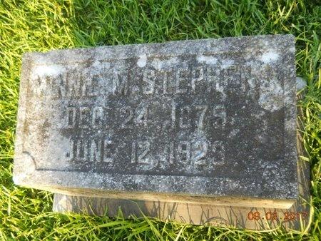 STEPHENS, MINNIE M - Warren County, Mississippi | MINNIE M STEPHENS - Mississippi Gravestone Photos