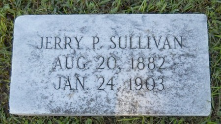SULLIVAN, JERRY P - Warren County, Mississippi | JERRY P SULLIVAN - Mississippi Gravestone Photos
