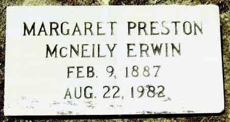 MCNEILY, MARGARET - Washington County, Mississippi | MARGARET MCNEILY - Mississippi Gravestone Photos