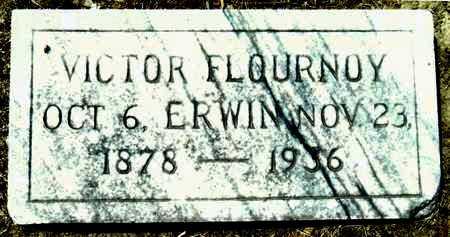 ERWIN, VICTOR FLOURNOY - Washington County, Mississippi   VICTOR FLOURNOY ERWIN - Mississippi Gravestone Photos