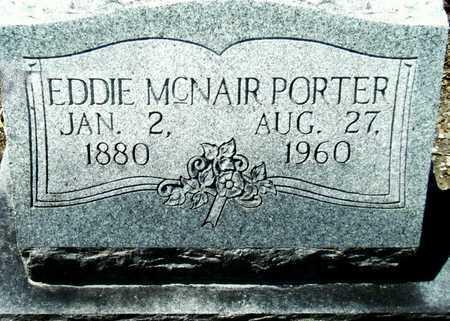 PORTER, EDDIE - Washington County, Mississippi | EDDIE PORTER - Mississippi Gravestone Photos