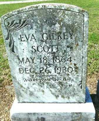 SCOTT, EVA - Washington County, Mississippi   EVA SCOTT - Mississippi Gravestone Photos
