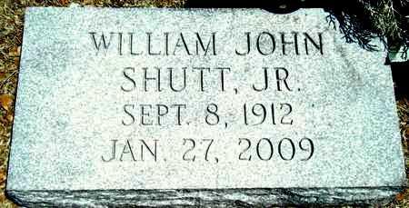 SHUTT, JR, WILLIAM JOHN - Washington County, Mississippi | WILLIAM JOHN SHUTT, JR - Mississippi Gravestone Photos