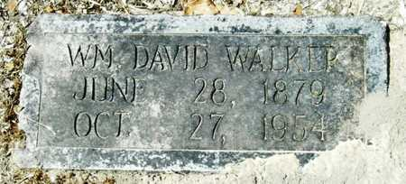 WALKER, WM DAVID - Washington County, Mississippi | WM DAVID WALKER - Mississippi Gravestone Photos