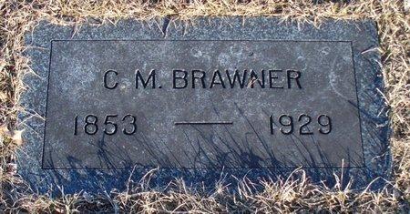 BRAWNER, CHARLES W - Adair County, Missouri | CHARLES W BRAWNER - Missouri Gravestone Photos