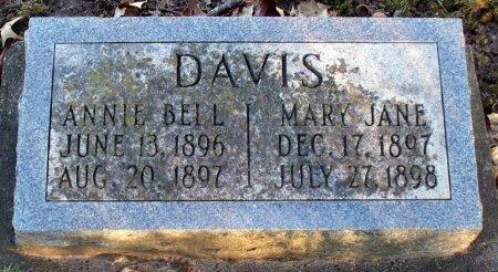 DAVIS, ANNIE BELL - Adair County, Missouri | ANNIE BELL DAVIS - Missouri Gravestone Photos