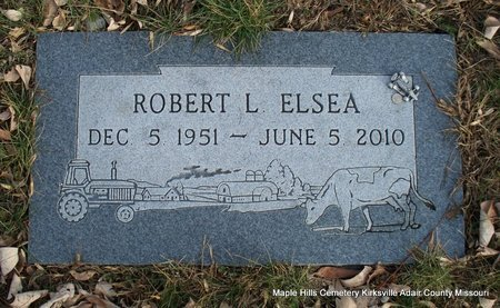 ELSEA, ROBERT LAVERNE - Adair County, Missouri | ROBERT LAVERNE ELSEA - Missouri Gravestone Photos