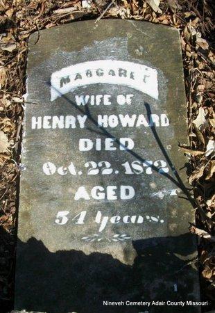 SHRADER HOWARD, MARGARET - Adair County, Missouri   MARGARET SHRADER HOWARD - Missouri Gravestone Photos