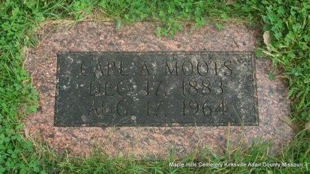 MOOTS, CARL ALLEN - Adair County, Missouri   CARL ALLEN MOOTS - Missouri Gravestone Photos