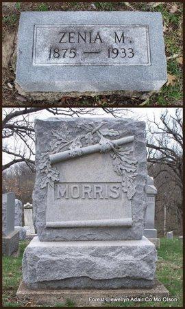 MORRIS, ZENIA MAY - Adair County, Missouri | ZENIA MAY MORRIS - Missouri Gravestone Photos