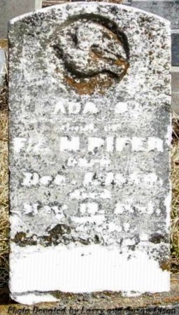 PIFER, ADA S. - Adair County, Missouri | ADA S. PIFER - Missouri Gravestone Photos