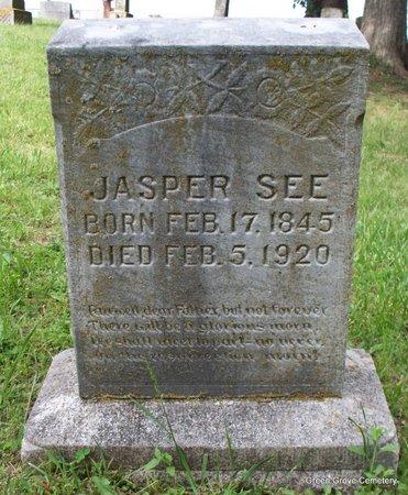 SEE, JASPER - Adair County, Missouri | JASPER SEE - Missouri Gravestone Photos
