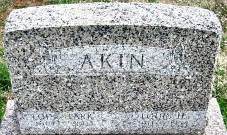 AKIN, LOIS - Barry County, Missouri | LOIS AKIN - Missouri Gravestone Photos