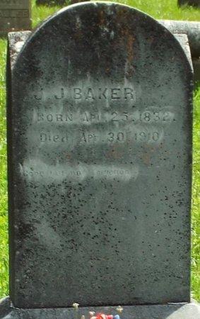 BAKER, JOHN JAMES  - Barry County, Missouri | JOHN JAMES  BAKER - Missouri Gravestone Photos