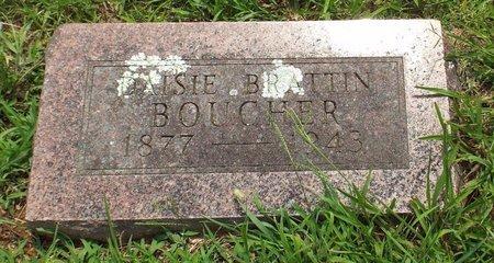 SALLEE BOUCHER, DAISIE - Barry County, Missouri | DAISIE SALLEE BOUCHER - Missouri Gravestone Photos