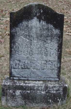 "CANTRELL, AMANDA S ""MANDA"" - Barry County, Missouri | AMANDA S ""MANDA"" CANTRELL - Missouri Gravestone Photos"